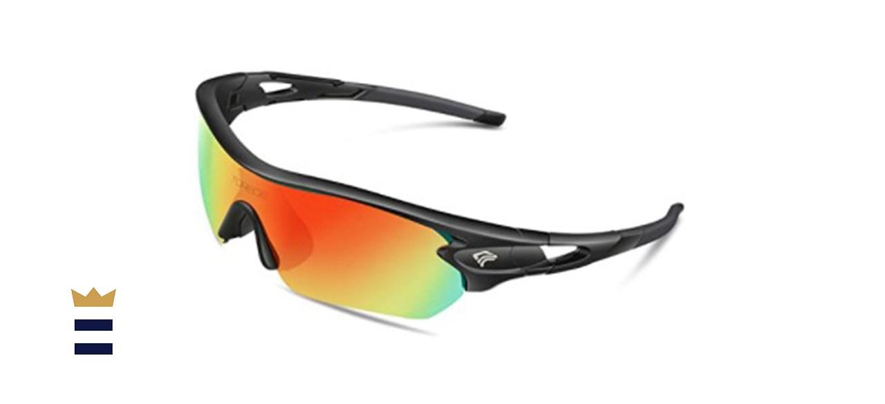 Torege Polarized Sport Sunglasses