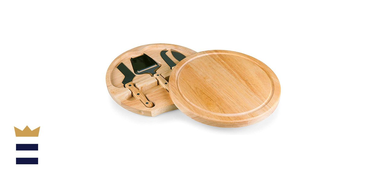 Toscana's Circo Cheese Board with Cheese Tools