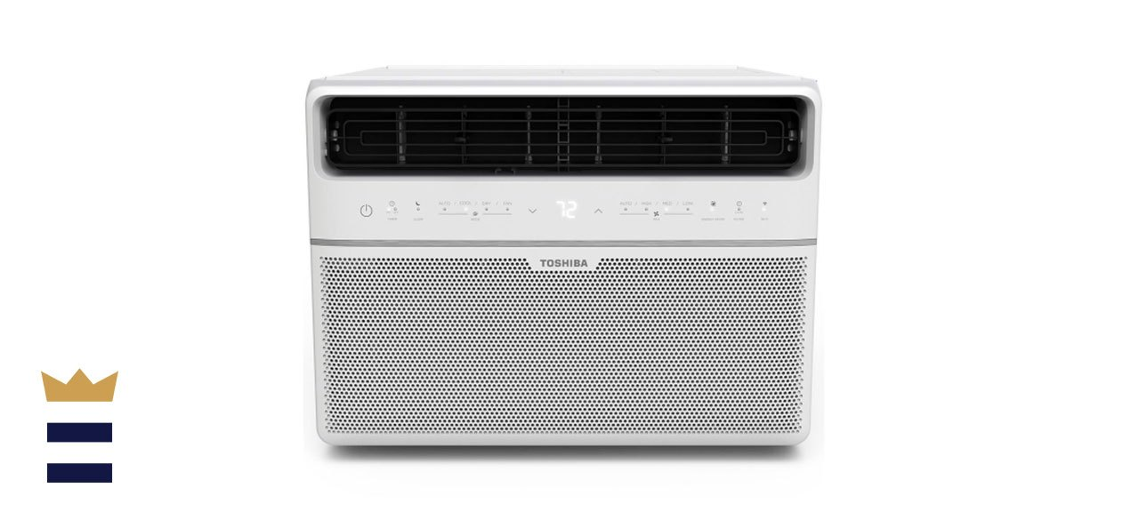 Toshiba 12,000 BTU 115-Volt Smart WiFi Touch Control Window Air Conditioner