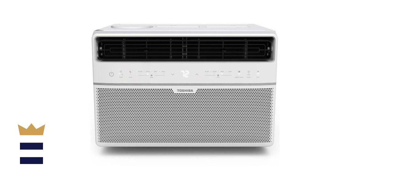 Toshiba 8000 BTU Smart Wi-Fi Air Conditioner with Remote