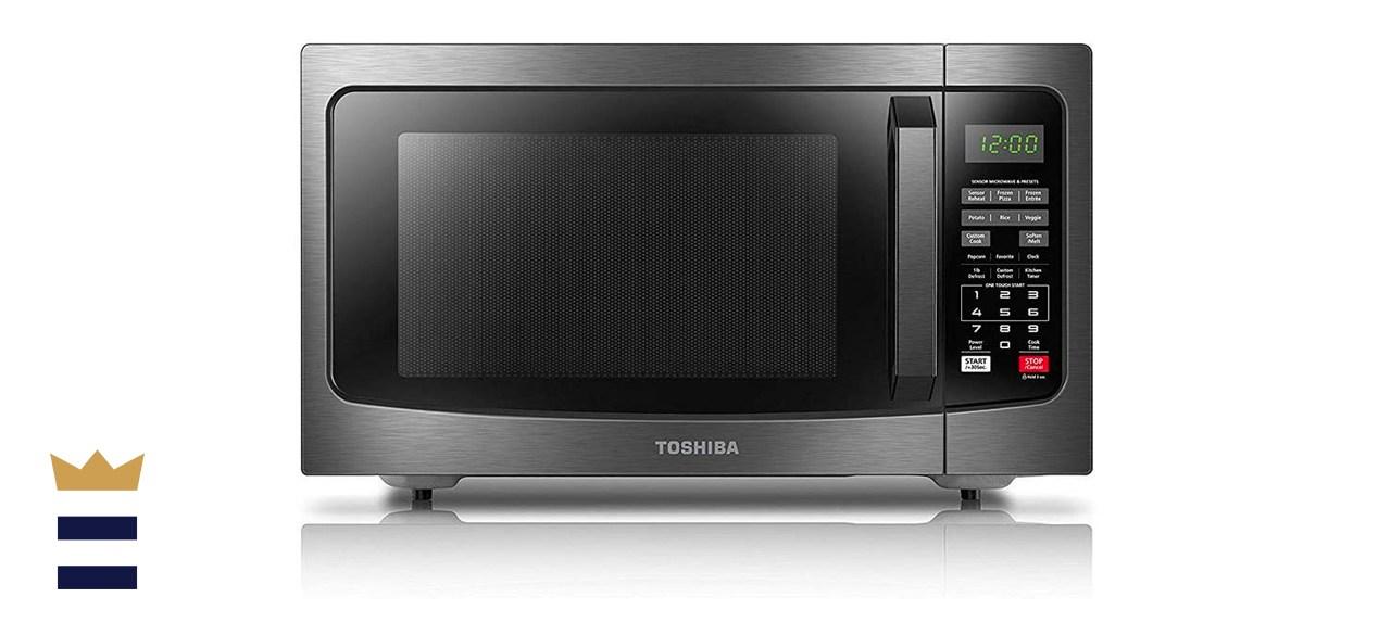 Toshiba Microwave Oven with Smart Sensor