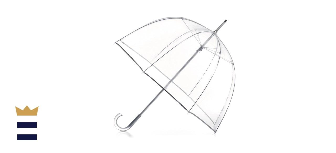 Totes Signature Clear Umbrella