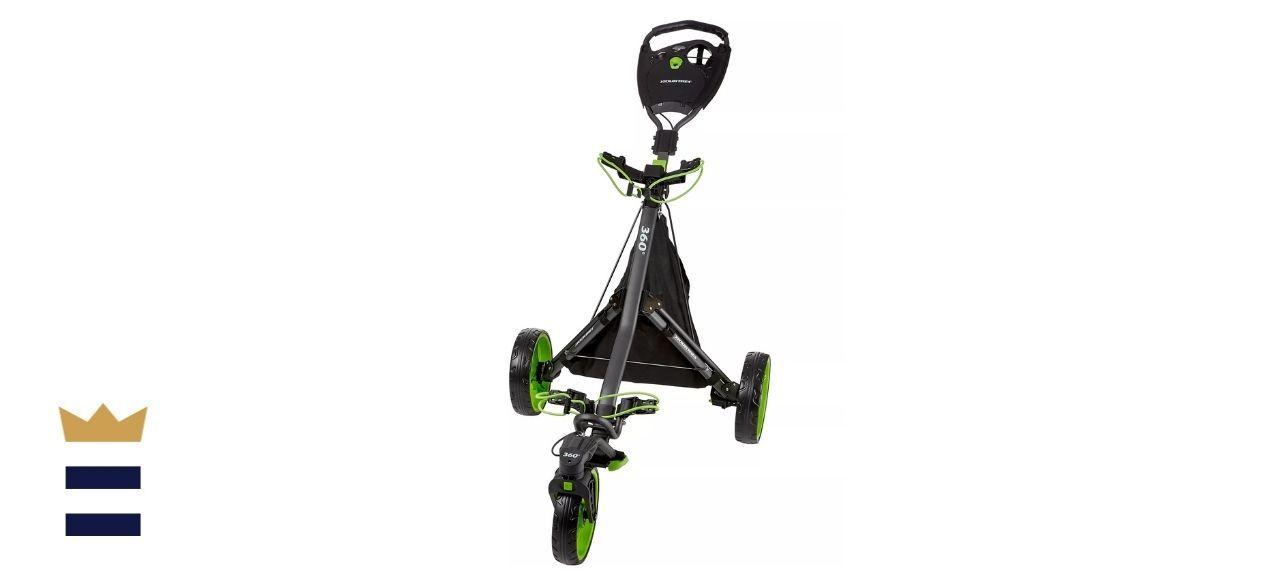TourTrek 360 3-Wheel Push Cart