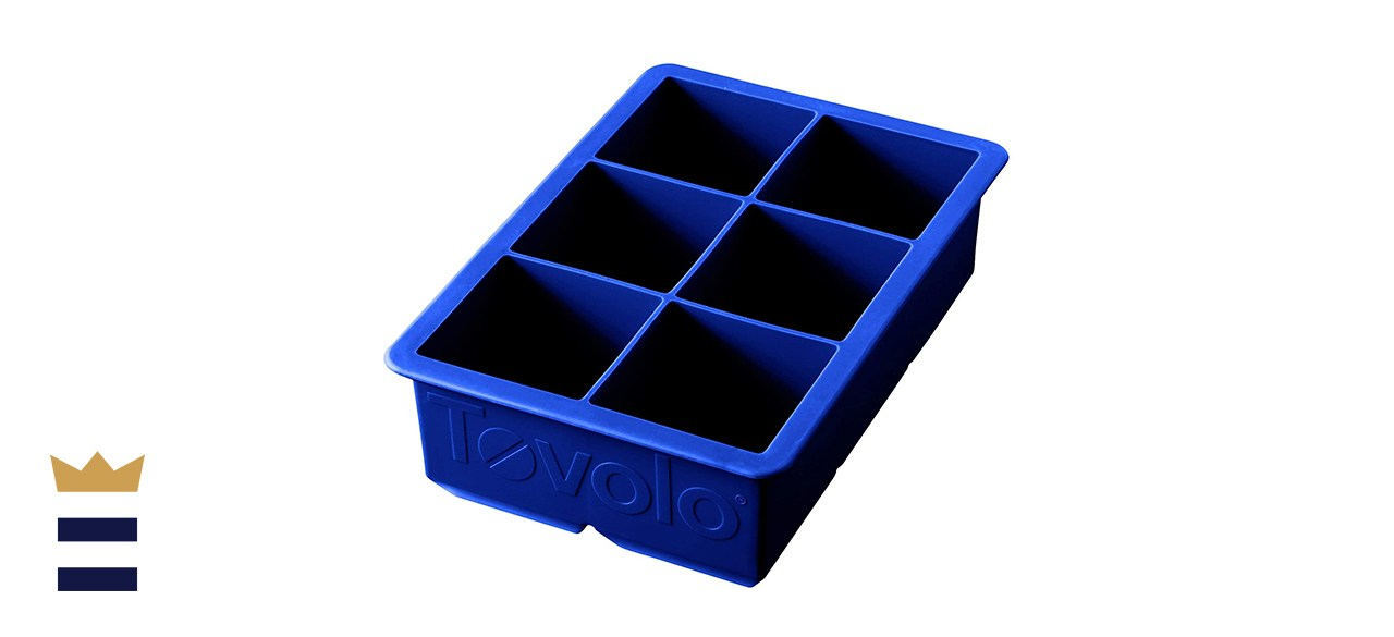 Tovolo Inch Large King Craft Ice Mold Freezer Tray