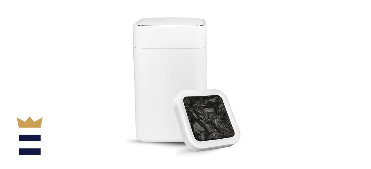TOWNEW T1 Self-Sealing and Self-Changing 4-Gallon Trash Can