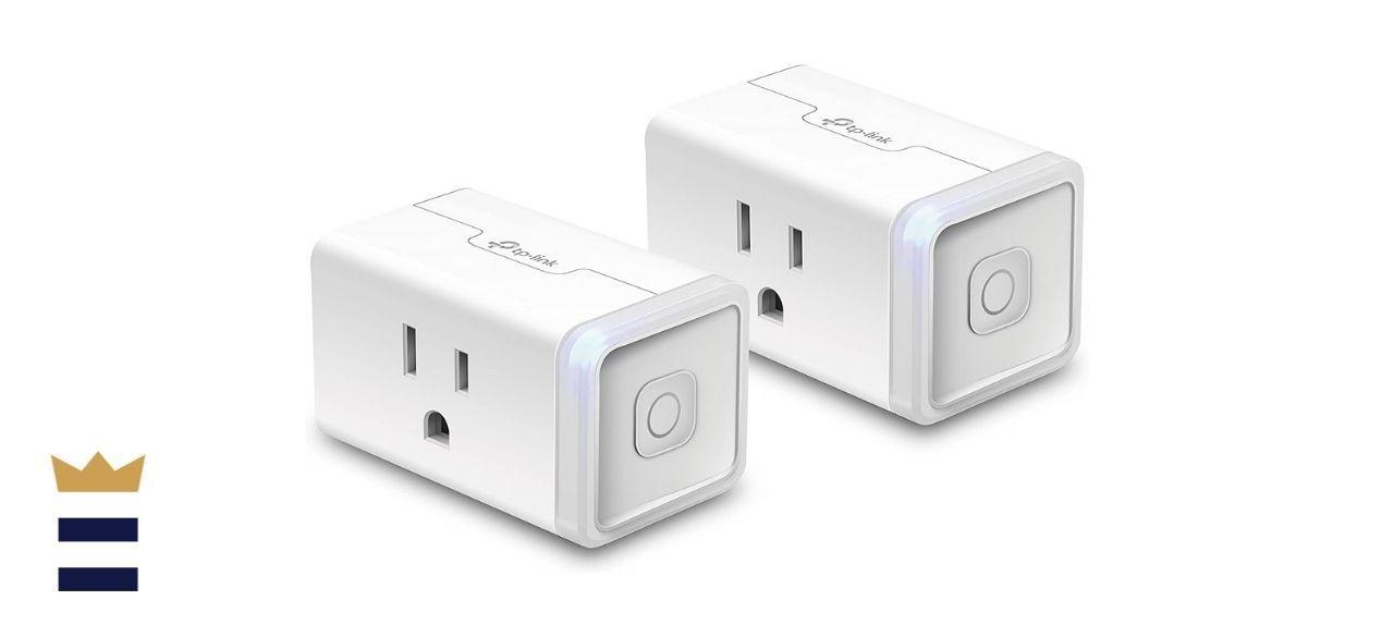 TP-Link's Kasa HS105 Mini Smart Plug (Two-Pack)