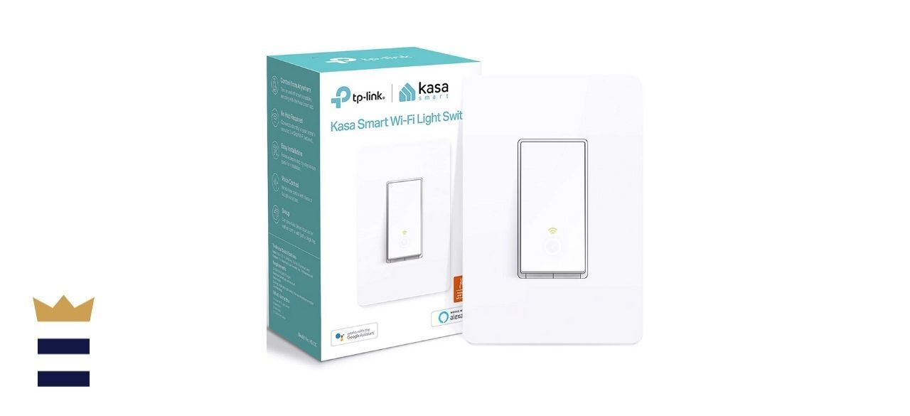 TP-Link's Kasa Smart WiFi Light Switch