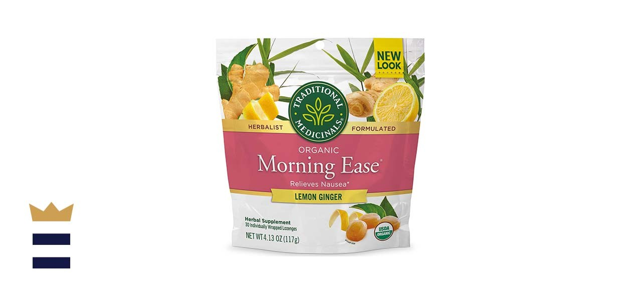 Traditional Medicinals Organic Morning Ease