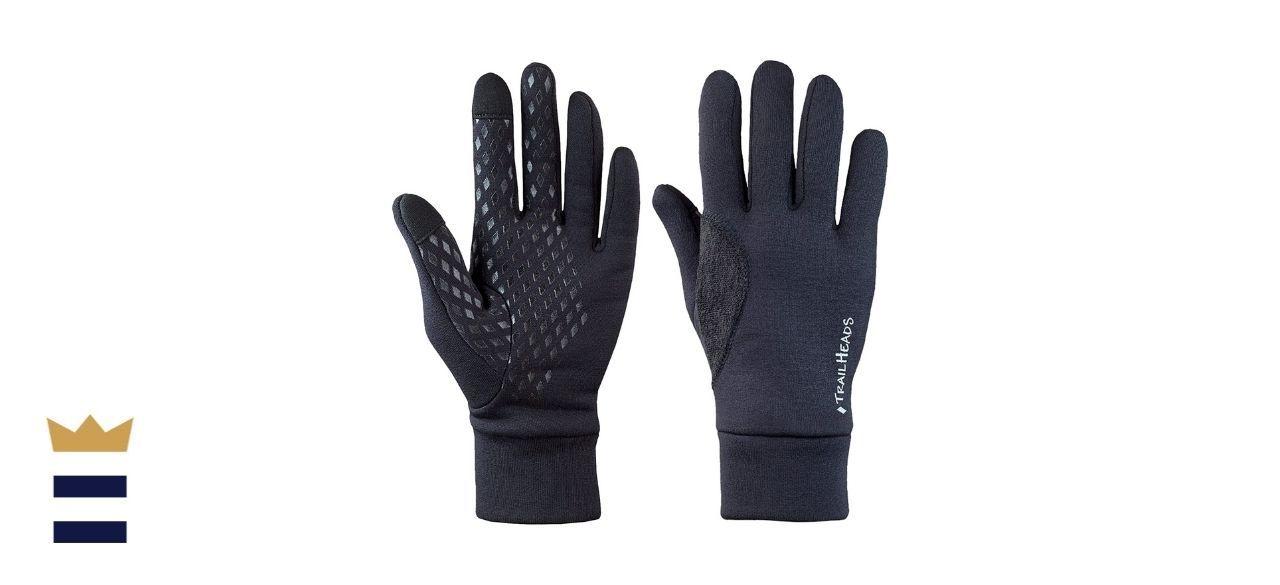 TrailHeads Running Gloves