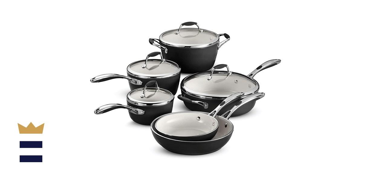 Tramontina Cookware Set Gourmet Ceramica Deluxe 10-Piece