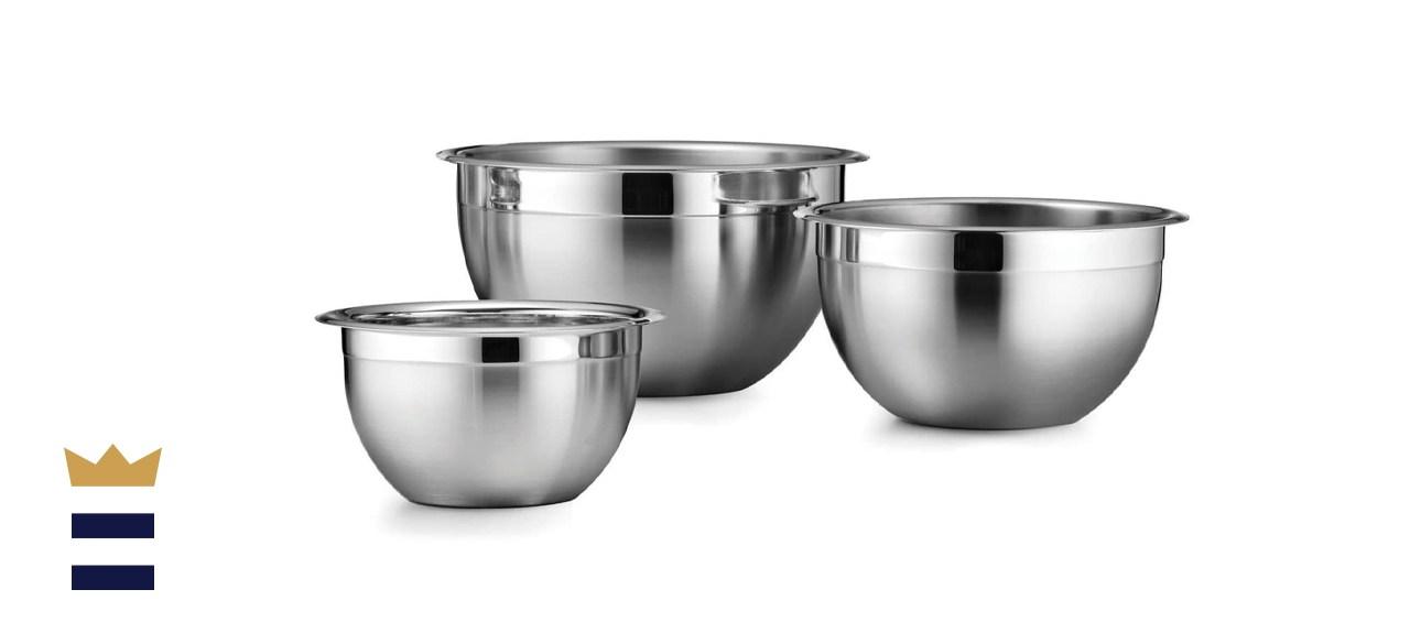 TramontinaGourmet Stainless Steel Mixing Bowl Set