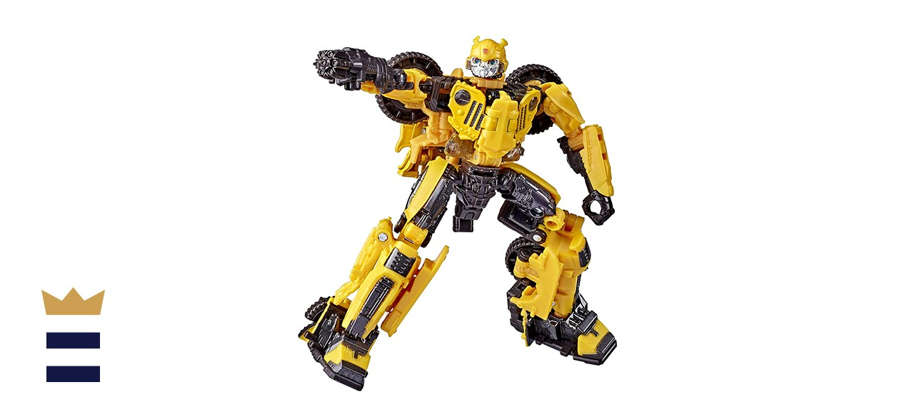 Transformers Toys Studio Series 57 Deluxe Class Bumblebee