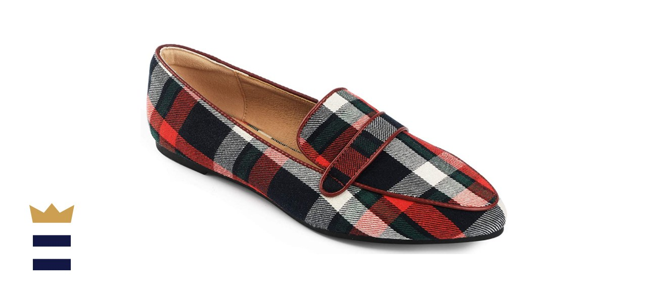 Women's Trary Pointed Toe Loafers