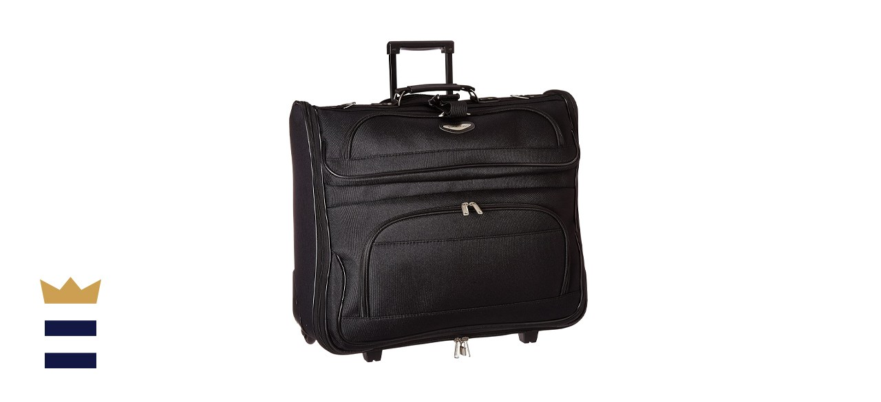 Travel Select Amsterdam Business Rolling Garment Bag: available at Amazon