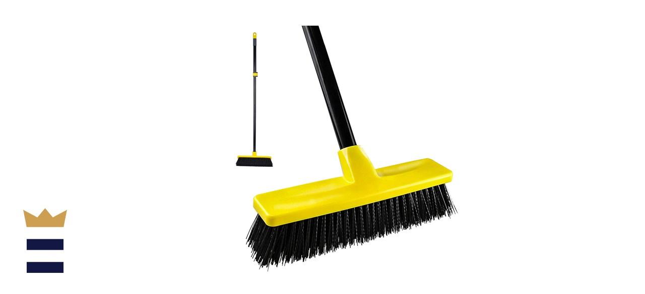 TreeLen Outdoor Indoor Push Broom