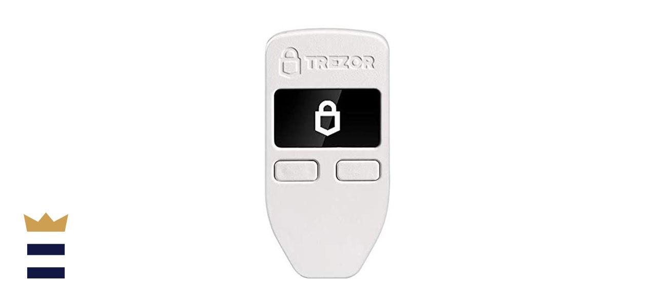 Trezor Model One - Crypto Hardware Wallet