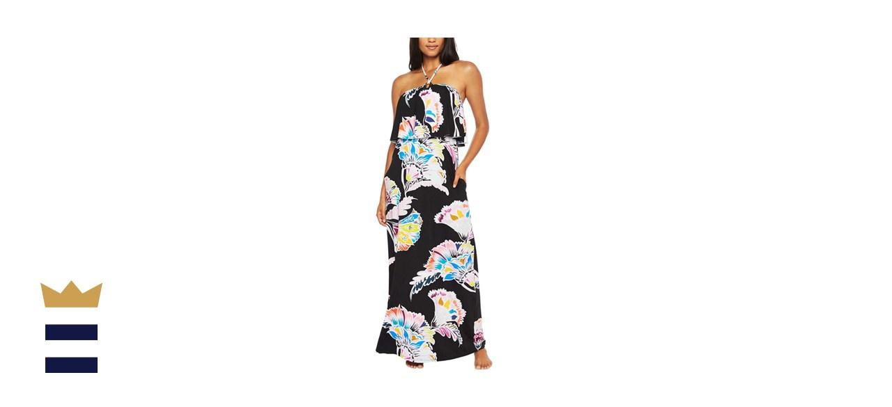 Trina Turk Swim Cover-up Maxi Dress