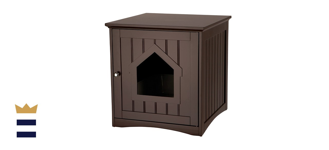 Trixie Wooden Litter Box Enclosure
