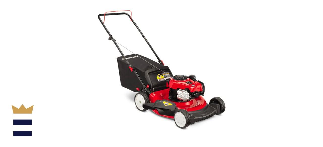 Troy-Bilt 3-in-1 Gas Walk Behind Push Lawn Mower