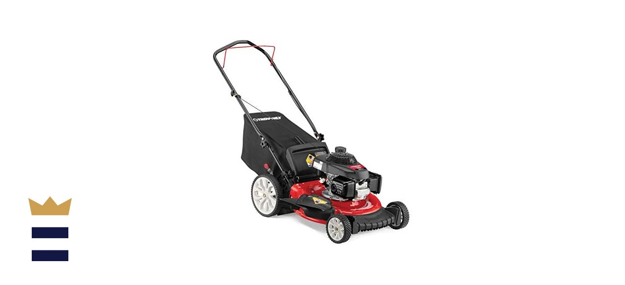 Troy-Bilt 21-inch 160cc 3-in-1 Gas Push Mower