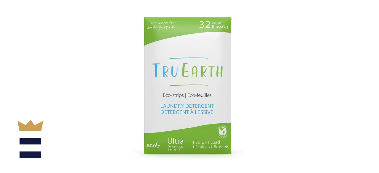 Tru Earth Hypoallergenic, Eco-friendly & Biodegradable Laundry Detergent Eco-Strips