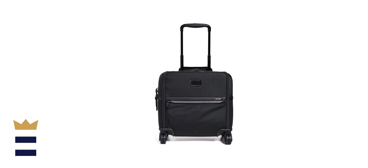 Tumi Alpha 3 Compact Carry-On Briefcase
