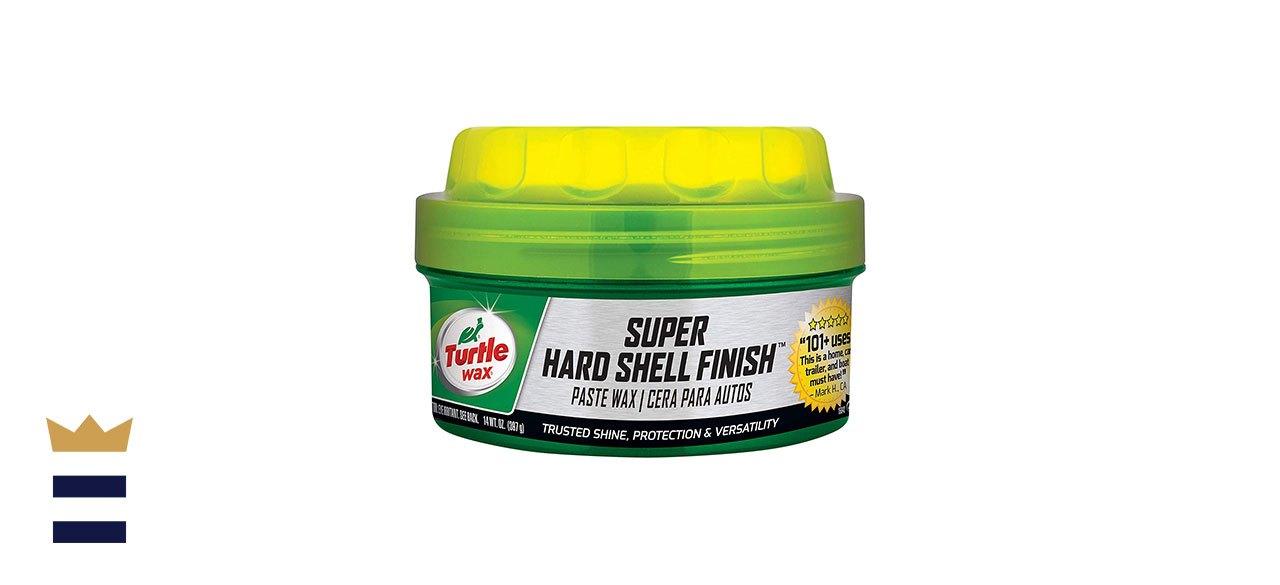 Turtle Wax Super Hard Shell Car Wax