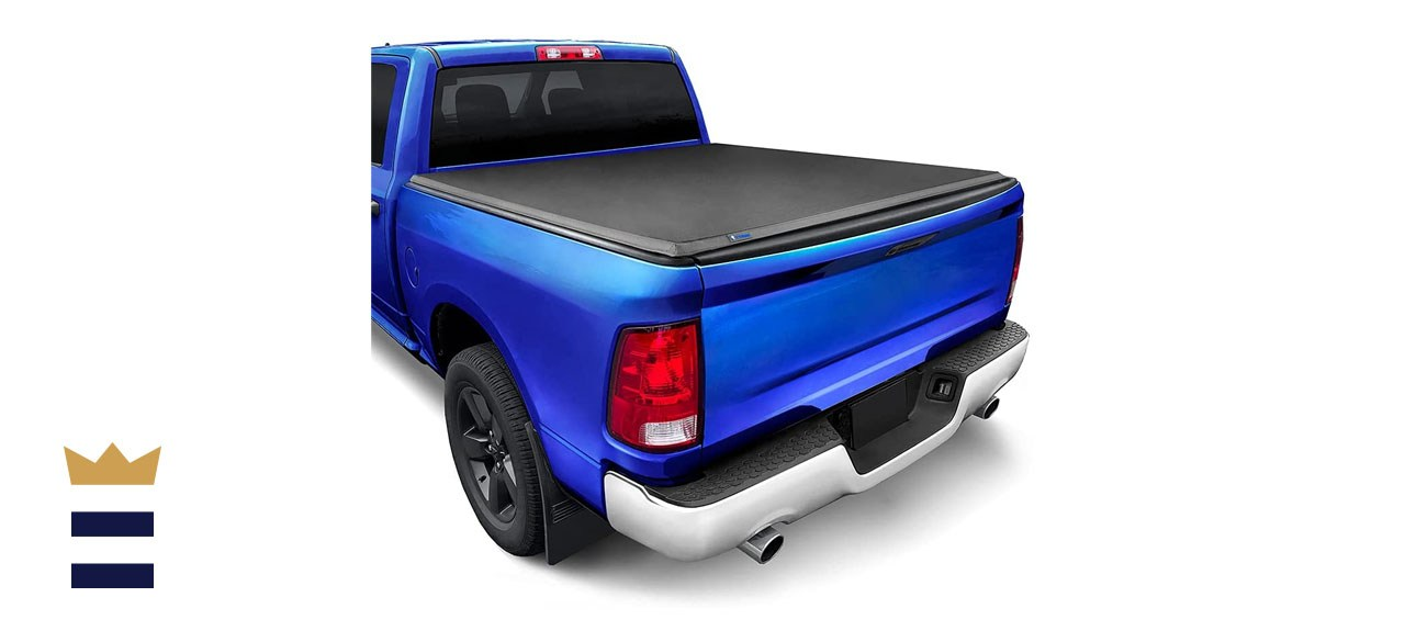 Tyger Auto T2 Soft Tri-Fold Truck Bed Cover