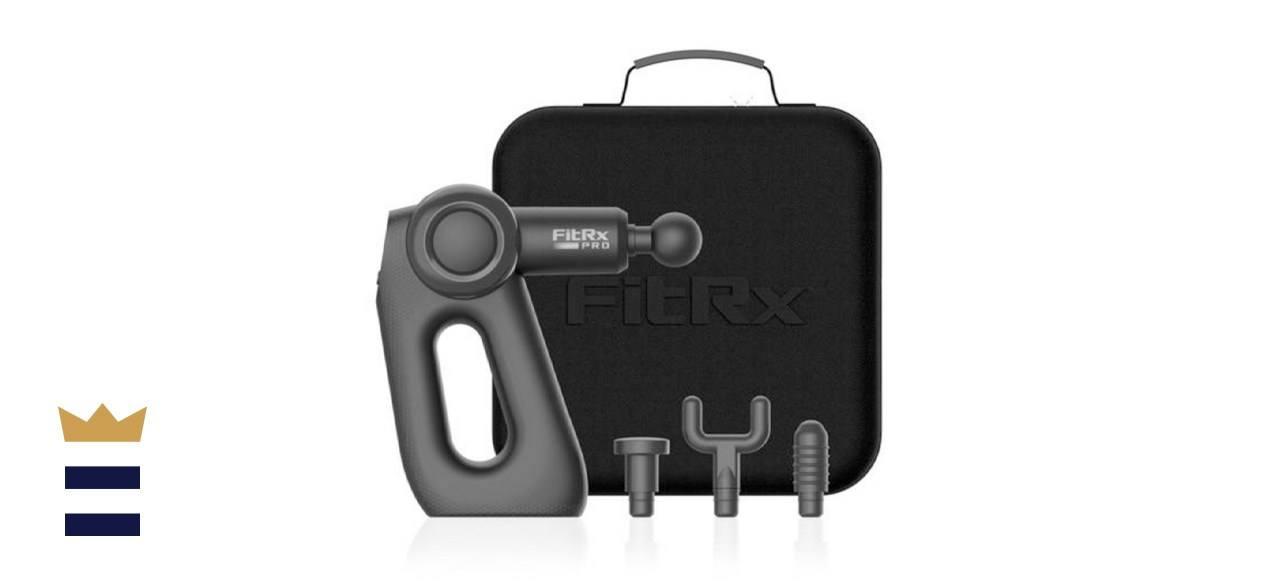 Tzumi FitRx Pro Muscle Massage Gun