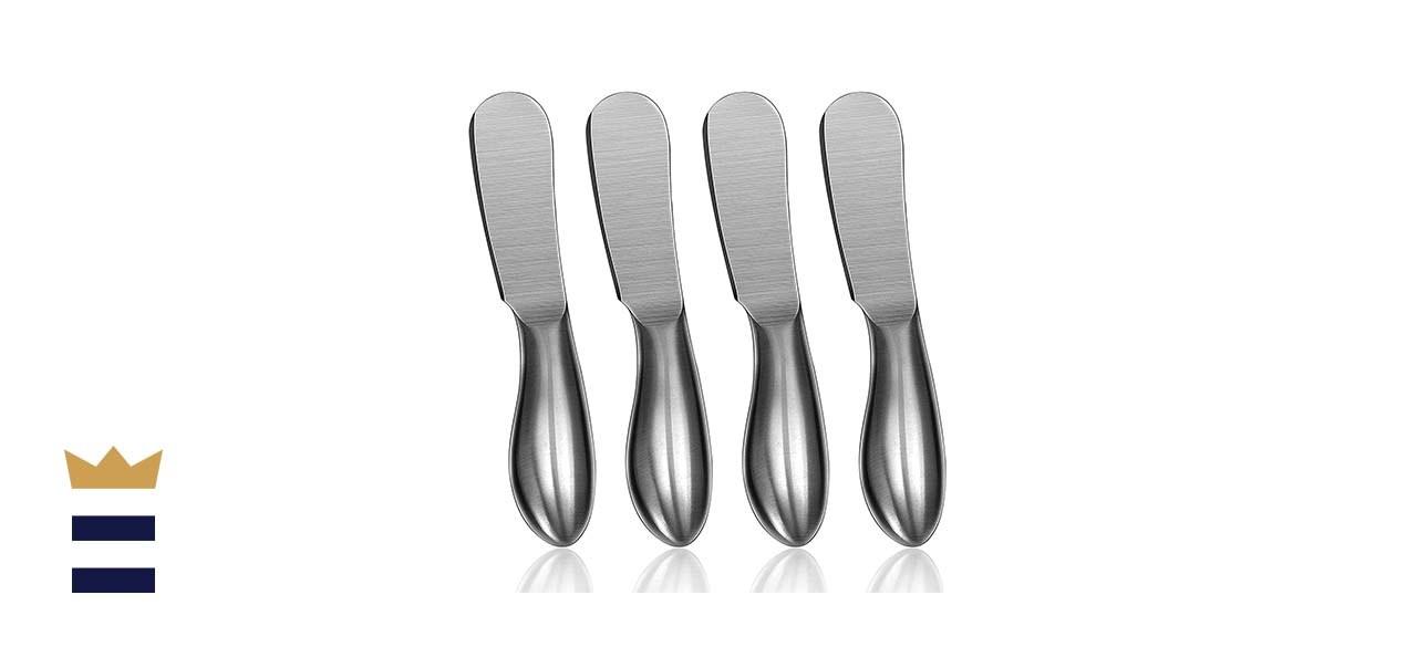 U/D Butter Spreader Knife Set
