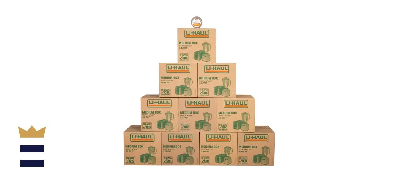 U-Haul Medium Moving Boxes