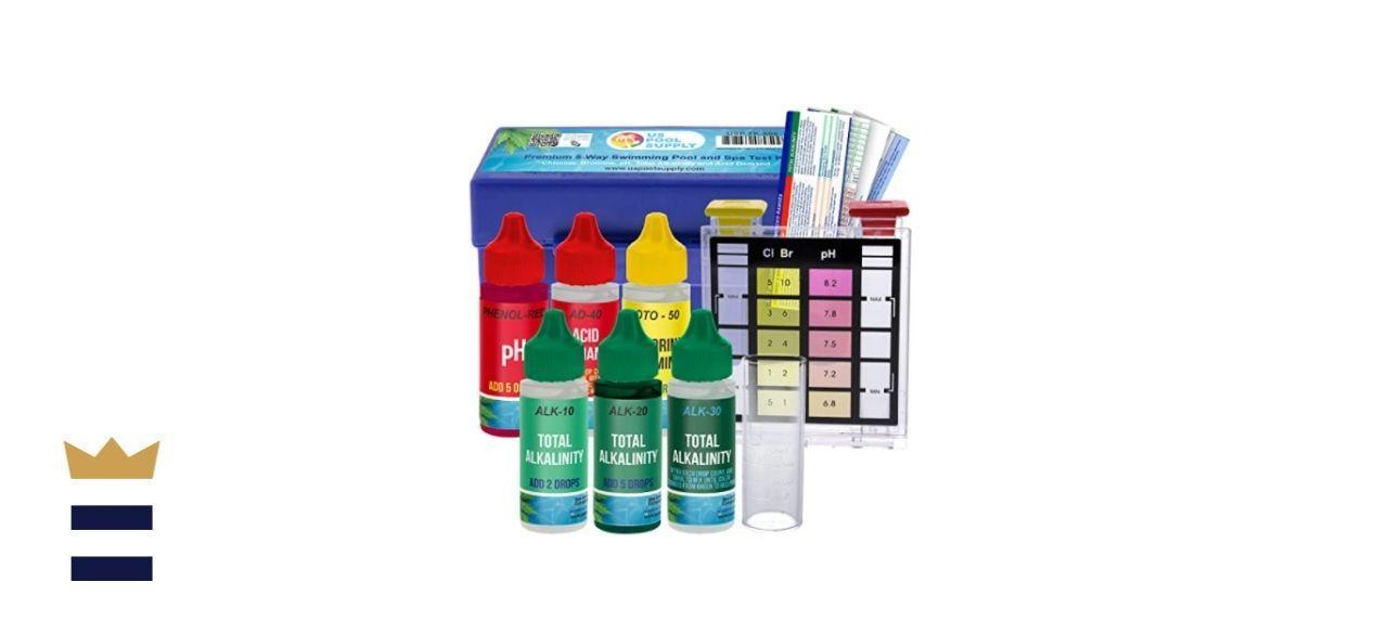 U.S. Pool Supply Test Kit