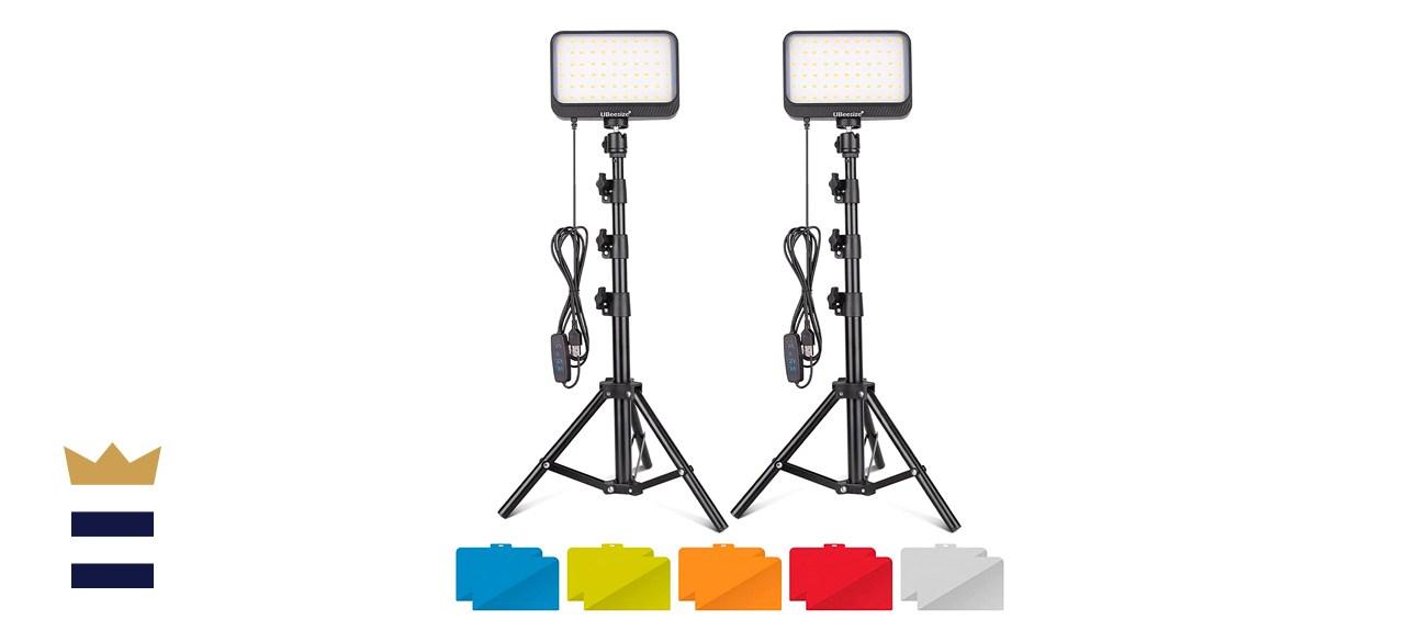 UBeesize LED Video Light Kit - 2Pcs