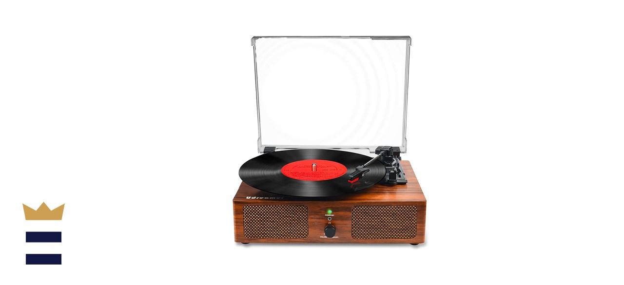 Udreamer Vinyl Record Player