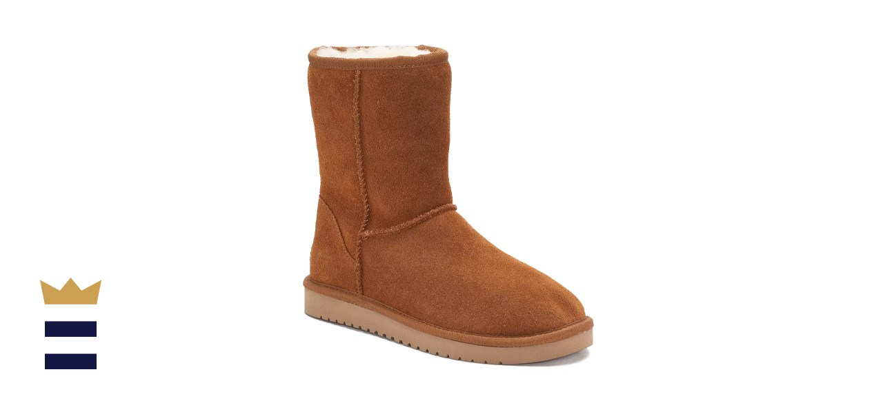 UGG Koolaburra Short Fashion Boot
