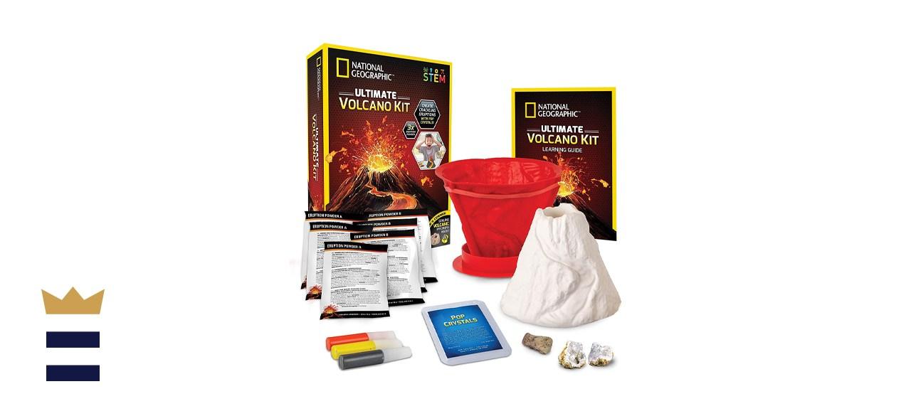 Ultimate Volcano Kit – Erupting Volcano Science Kit for Kids