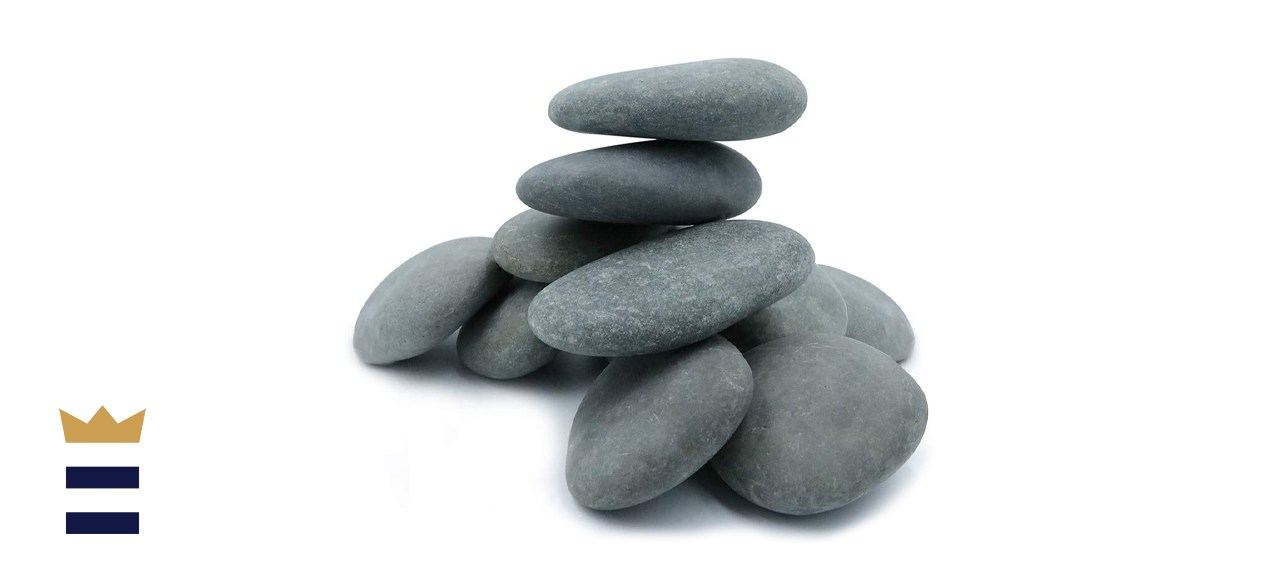 river rocks for crafting