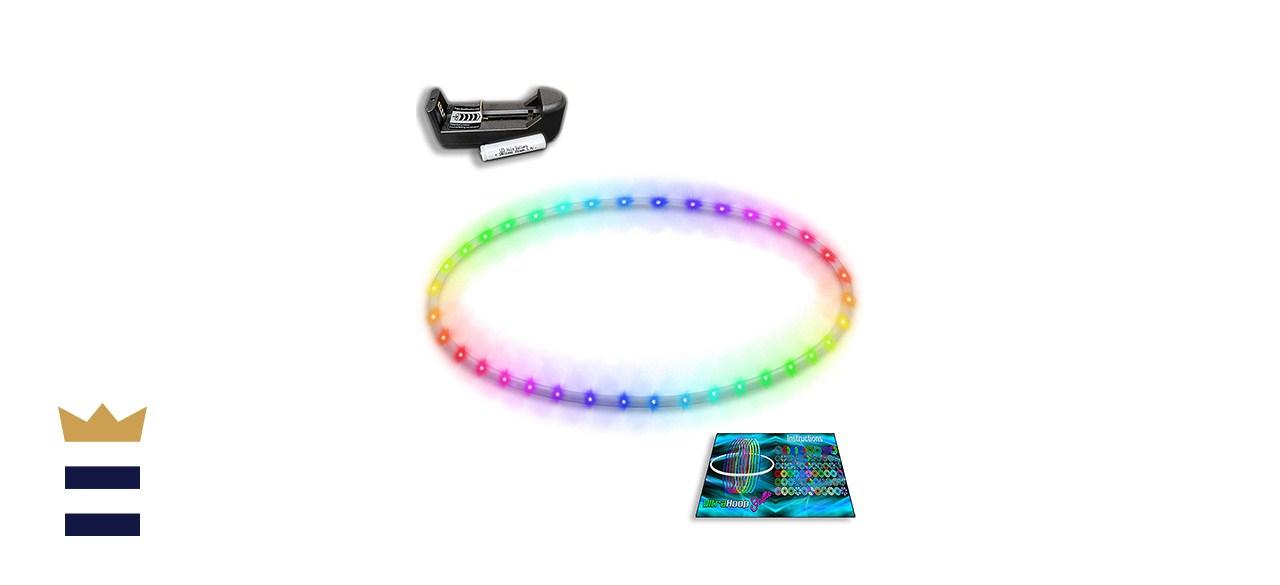 UltraHoop Shuffle LED Hoop