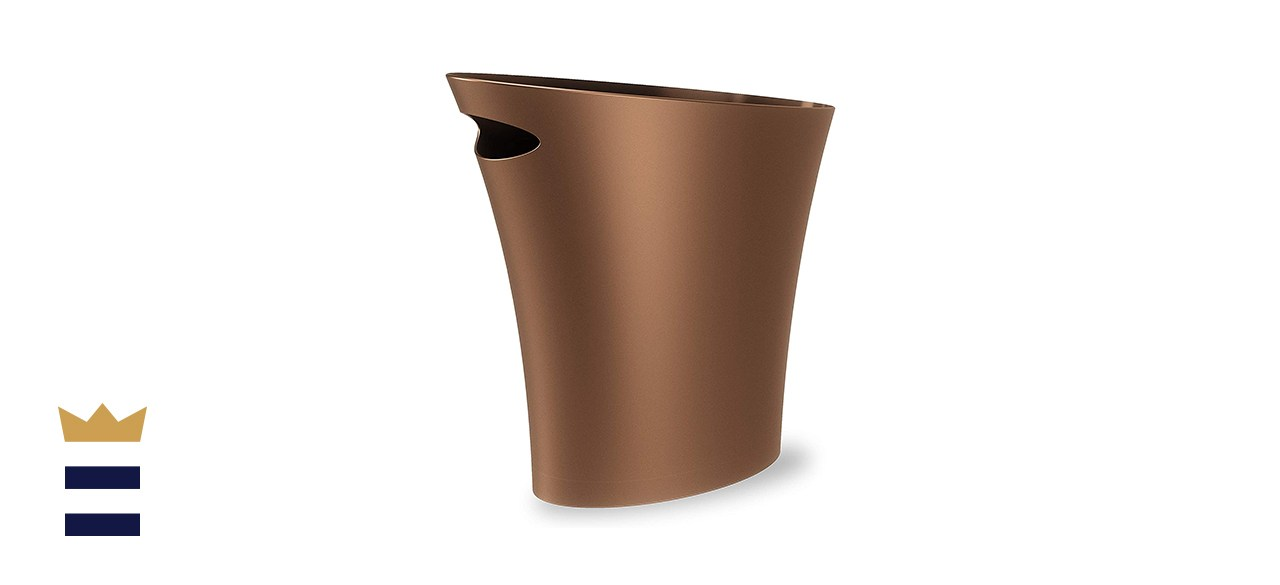 Umbra's Skinny Trash Can