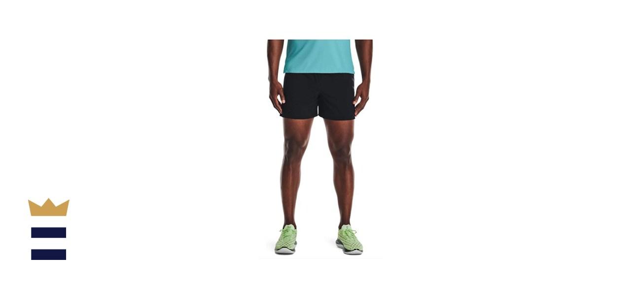 Under Armour SpeedPocket 5-inch Shorts