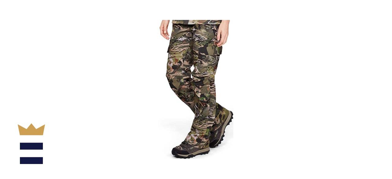 Under Armour Women's Tactical Patrol Pants II