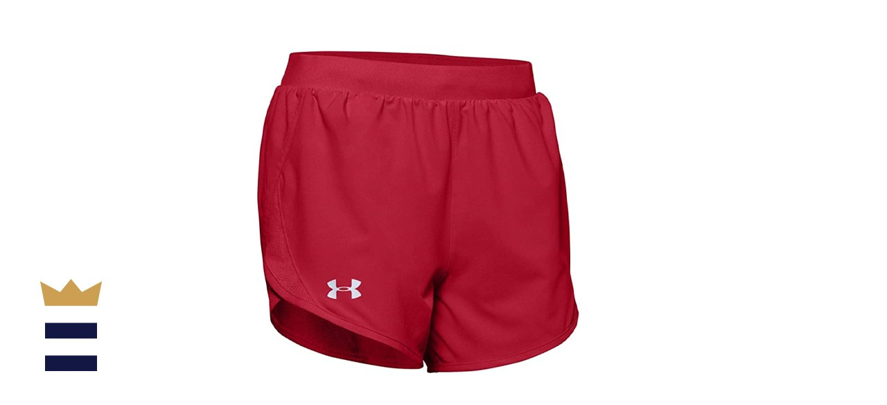 Under Armour Women's Fly By 2.0 Running Shorts