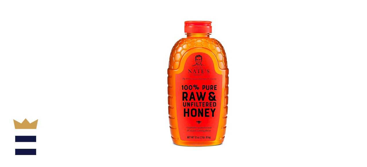 unfiltered honey