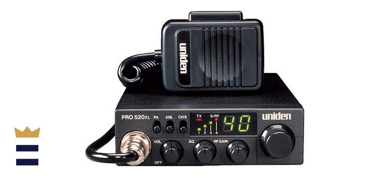 Uniden PRO520XL Pro Series 40-Channel CB Radio