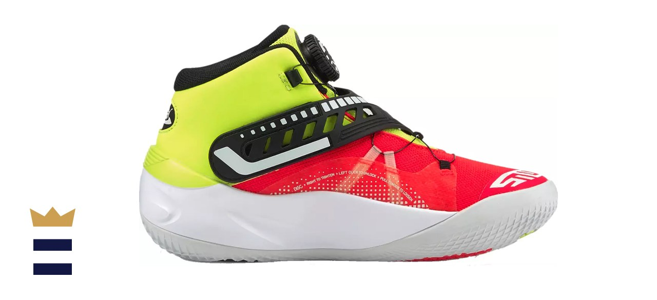 PUMA Disc Rebirth Basketball Shoes