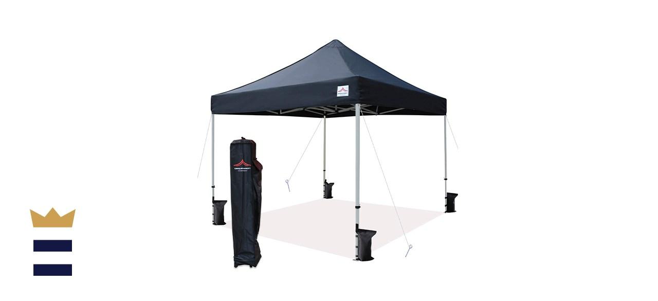 UNIQUECANOPY 10 x 10-Foot EZ Pop-Up Canopy Tent