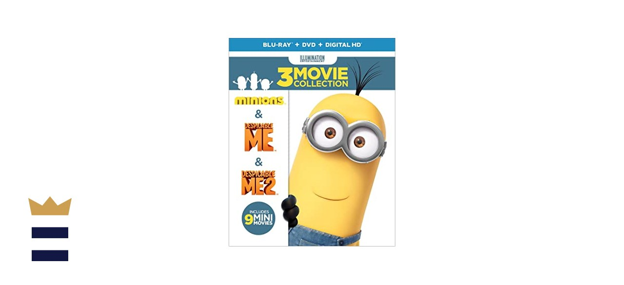 Universal Despicable Me: 3-Movie Collection
