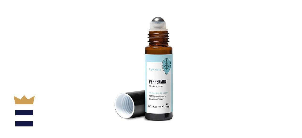 UpNature Peppermint Essential Oil Roll-On