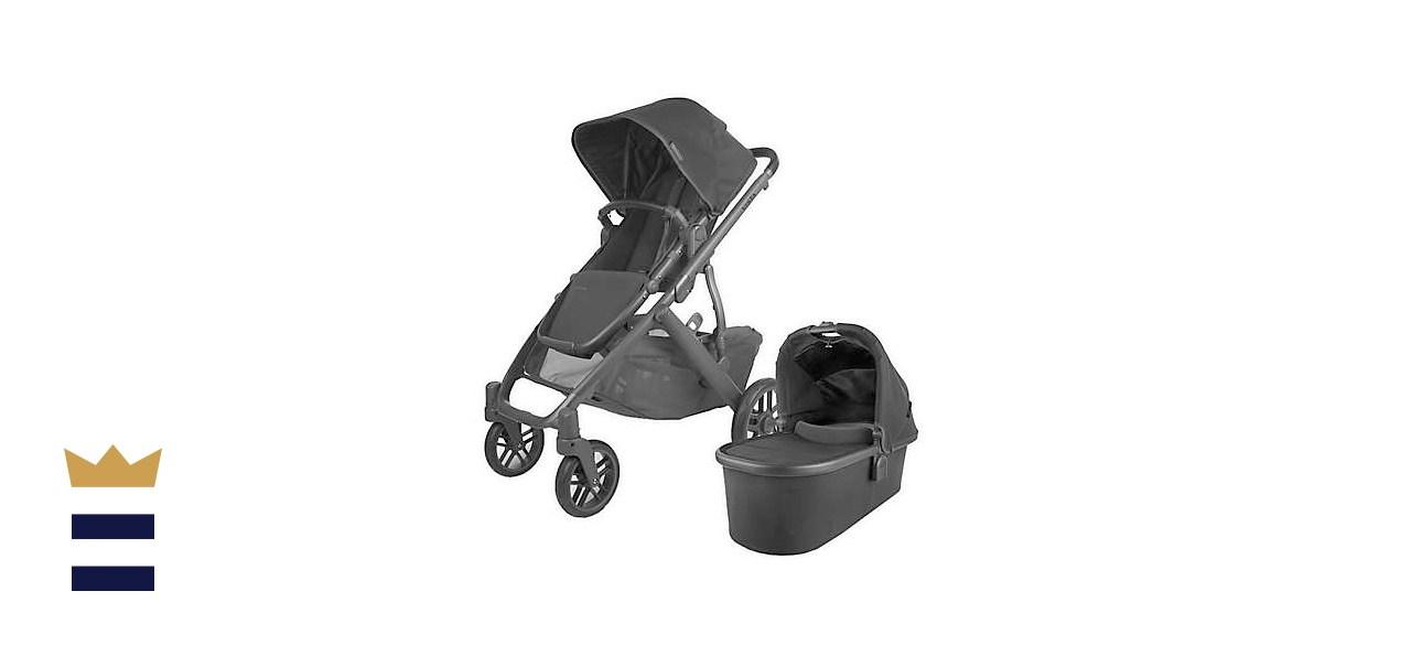 UPPAbaby Vista V2 Stroller + Mesa Infant Car Seat
