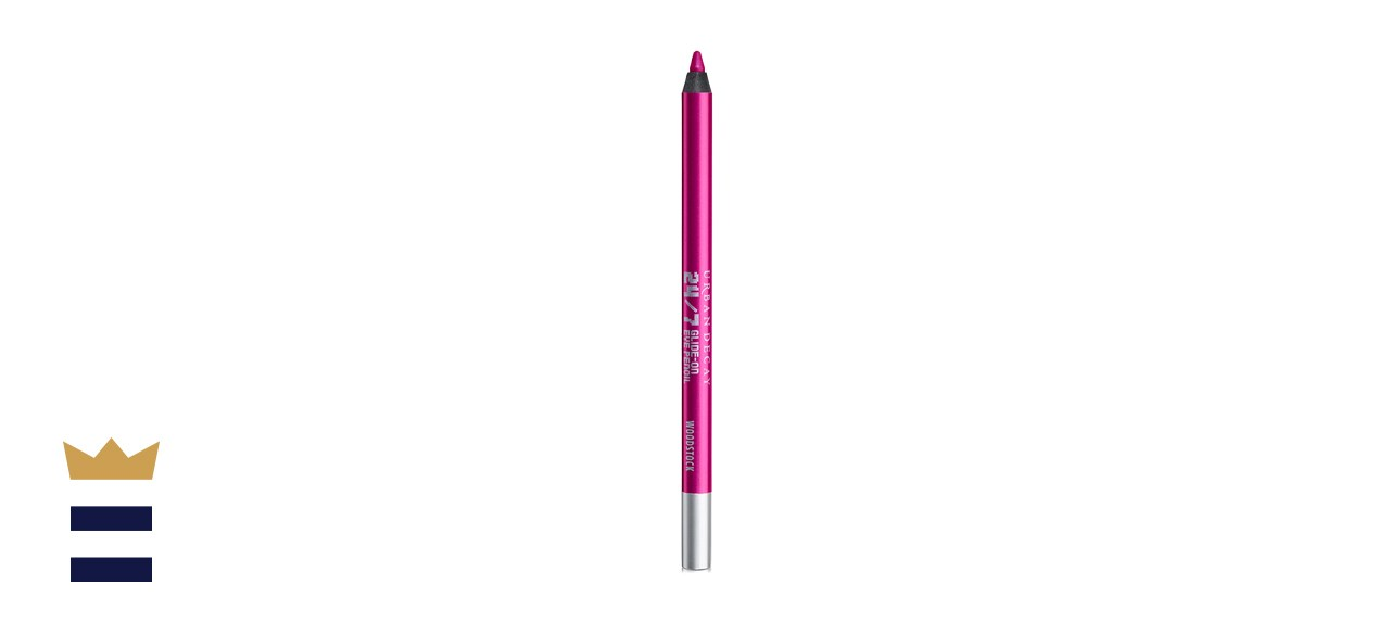 Urban Decay 24/7 Glide-on Eyeliner Pencil in Hot Pink Woodstock